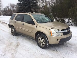 Parting out 2006 equinox