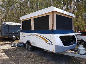 Jayco camper Swan Reach East Gippsland Preview