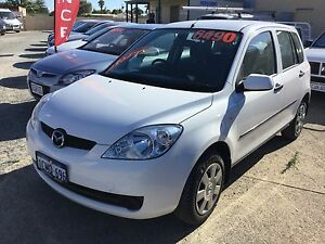 2007 Mazda 2 neo  5 door hatch  back man only 76,000 klms ... Silver Sands Mandurah Area Preview