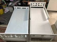 2 x IKEA Kritter bed frames and matresses Revesby Bankstown Area Preview