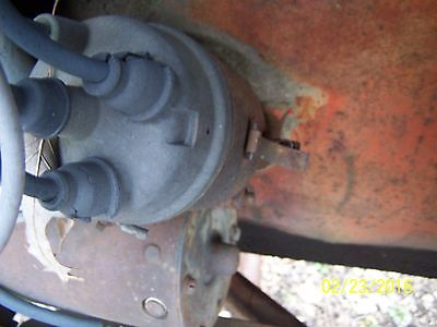 Case 300 Tractor Distributor
