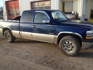 2 Chevy 1500 4x4 Trucks for Sale