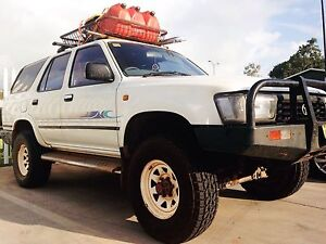 1994 Toyota 4 Runner Wagon - fully equipped Melbourne CBD Melbourne City Preview
