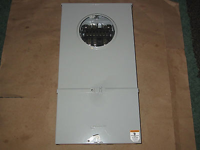 New Brooks Circuit Breaker Electric Meter Enclosure Panel Box
