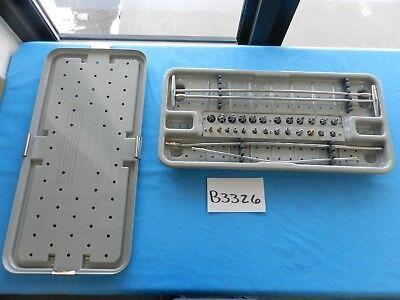 Zimmer Surgical Orthopedic Modular Reamer System W Case