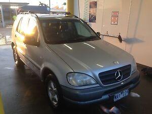 1999 Mercedes-Benz ML Wagon Cairns Cairns City Preview