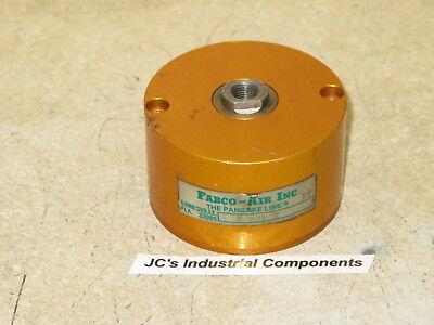 Fabco-air  1-58 Bore X 12 Stroke  Air Cylinder B-221-x