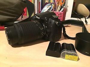 Nikon D7000 + 3 great lenses + 2 batteries Holroyd Parramatta Area Preview
