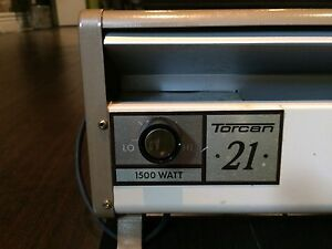 Plinthe chauffante électrique 150 watts