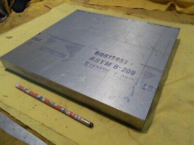6061 Aluminum Flat Stock Tool Die Bar Sheet Plate 1 14 X 12 X 13 Kumw Russia