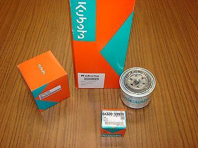Kubota L2800 L3400 L3200 L3800 Dt Filter Maintenance Kit Non Hst
