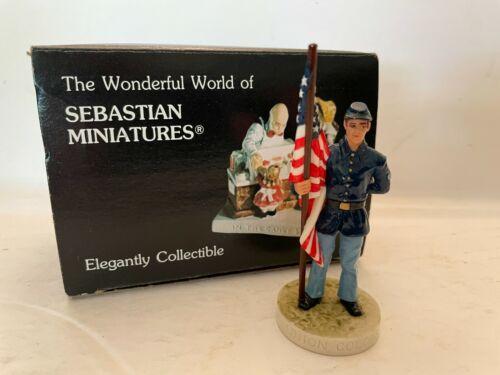Sebastian Miniature SML-537 Union Colors - SIGNED - Hudson