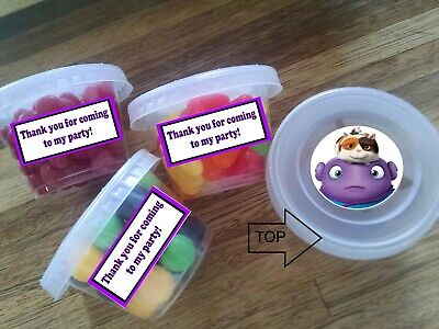 12 HOME BOOV candy cups for  birthday party favors bags