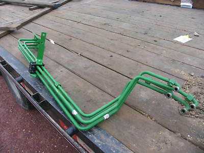 John Deere Tractor Oil Lines Loader Sj23163