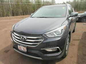 2017 Hyundai Santa Fe Sport 2.4 SE! LEATHER INTERIOR! ALLOY WHEE