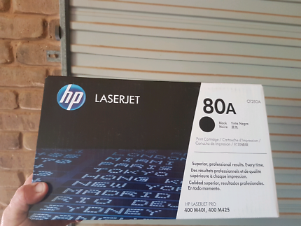 Brand new sealed hp laserjet toner