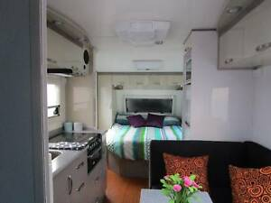 18ft Gold Star RV Liberty Tourer Brand new full sized caravan