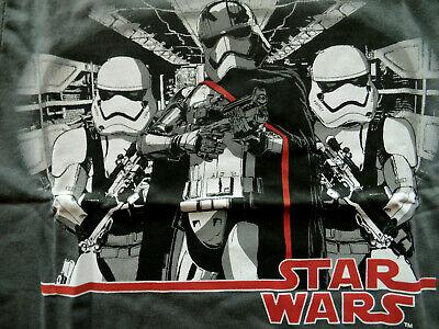 Damen T-Shirt STAR WARS Captain Phasma grau NEU Gr. M First Order Sith Imperium