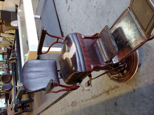 Antique Peerless Harvard Dental Chair