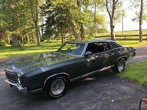 1970 monte trade for RV or Motorhome