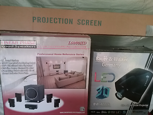 Home Theatre System Brinsmead Cairns City Preview