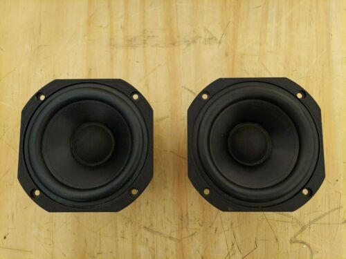 Focal 5n412 16ohm Woofers Jm Labs
