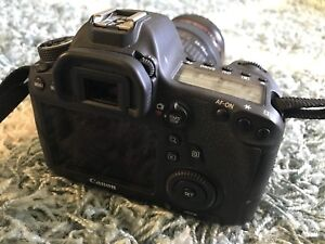 Canon 6D With 24-70mm 2.8 L Lens