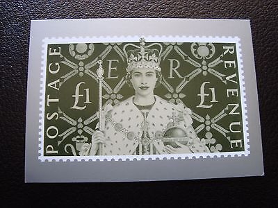 Vereinigtes Königreich - Postkarte 2000 (Thema Philatelie) (Cy67) United Kingdom
