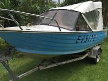 Alloy 4.3 m Sea Hunter runabout Gympie Gympie Area Preview