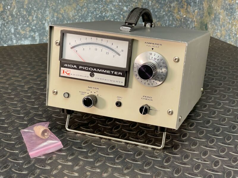 Keithley Instruments 410A Picoammeter