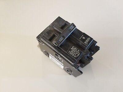 100 AMP 2 POLE 480 VOLT Circuit Breaker 2 YEAR WARRANTY FPE NEF421100