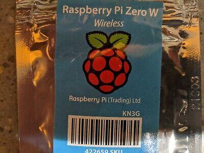 Raspberry Pi Zero W Wireless Bluetooth 4.1 WiFi Camera Ready 1 GHz 512mb USB comprar usado  Enviando para Brazil