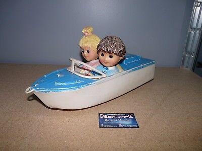 ancien vintage jouet bateau nicolas pimprenelle bonne nuit les petits ortf rare d'occasion  Béning lès St Avold