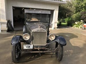1926 Ford Model T Coup