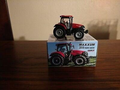 1/64 Farm Toys  (NEW)   Case 150 Maxxum 2018 Farm Show Edition (NEW) ()