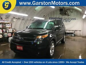 2013 Ford Explorer LIMITED*NAVIGATION*LEATHER*POWER SUNROOF*BACK