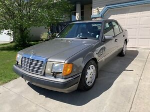 1993 Mercedes Benz 400E (reduced to sell)