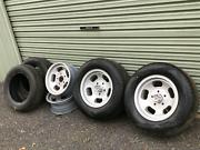 HQ Holden Kidney Mag Wheels Kurrajong Hawkesbury Area Preview