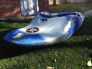 Perception Full Tilt - plastic white water kayak, freestyle playboat West Leederville Cambridge Area Preview