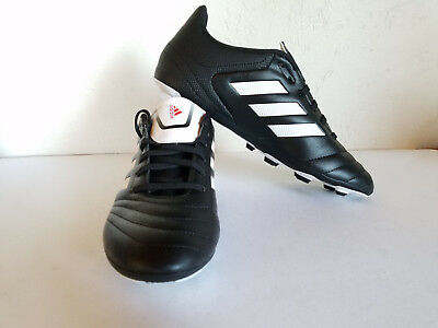 30c918c8856 NEW Adidas Copa 17.4 FxG Black Soccer Cleats Kids Size 5.5 Youth BA9733