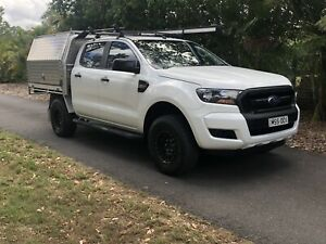 *** FORD Ranger PX2 Dual Cab Utility Heaps of Extras***