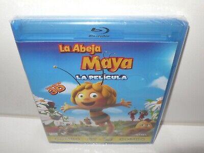la abeja maya - la pelicula - blu-ray 3D + dvd