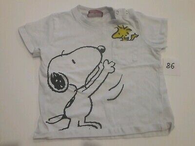 Snoopy by Schulz Süßer Langarm-Body 2 in 1 im Lagen-Look Neu