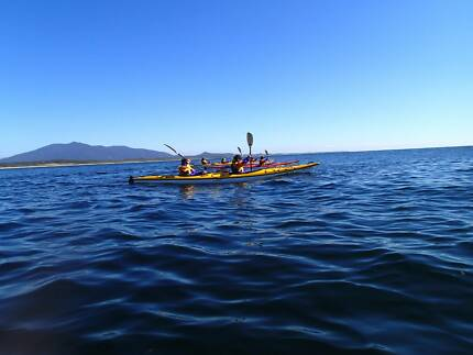 Guided Sea Kayak Tours Merimbula Bega Valley Preview
