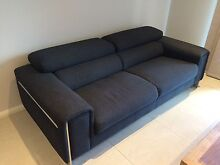 3 seater sofa 12 months old Willoughby Willoughby Area Preview