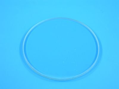 Wild Leica - 95mm Round Glass Plate For Stereo Microscope Base