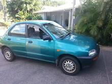 1995 Mazda 121 Sedan Rosebery Palmerston Area Preview