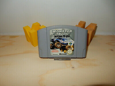 PAL N64: Monster Truck Madness 64 Loose Game Nintendo 64