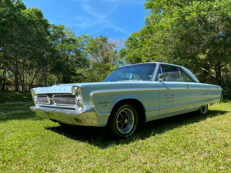 Plymouth Fury Sport Hardtop 383 cui V8 Matching Numbers !