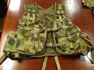 Military MOLLE Vest army surplus Inala Brisbane South West Preview